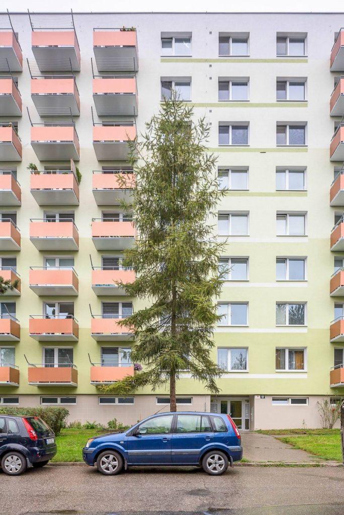 Byt 3+1, Brno - Bystrc