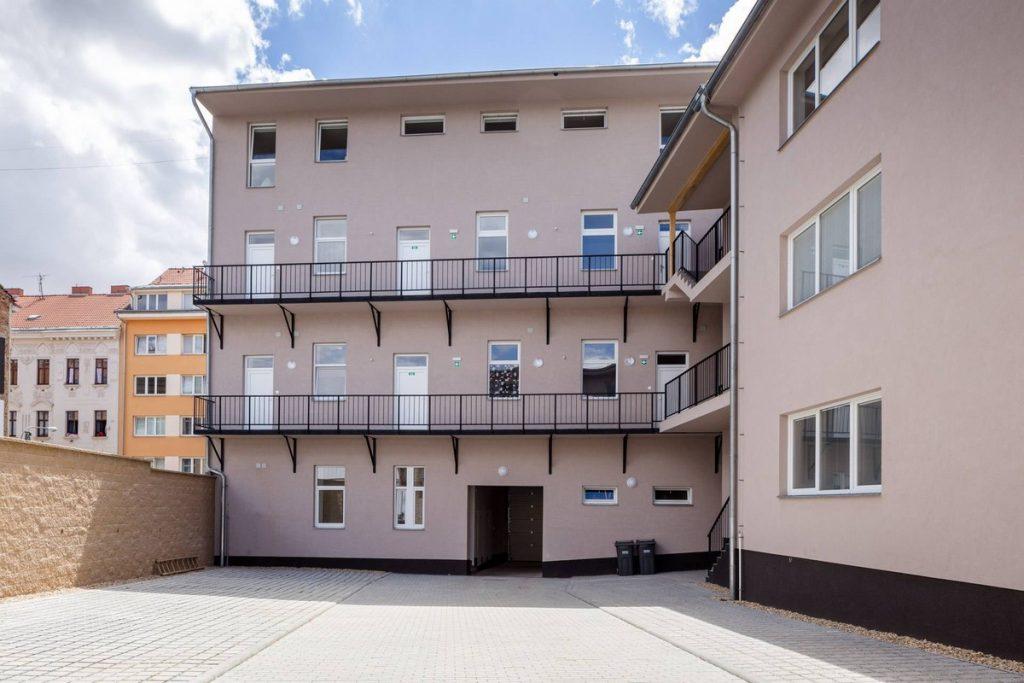 Byt 2+kk, Brno - Střed