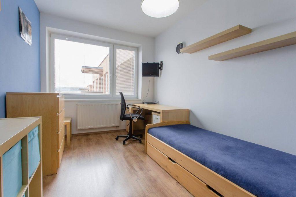 Cihlový byt 3+kk, Brno