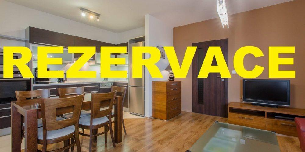 PRODÁNO – Cihlový byt 3+kk, Brno